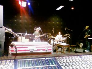 11.19.08 - Phish Rehearsing Yesterday In NYC